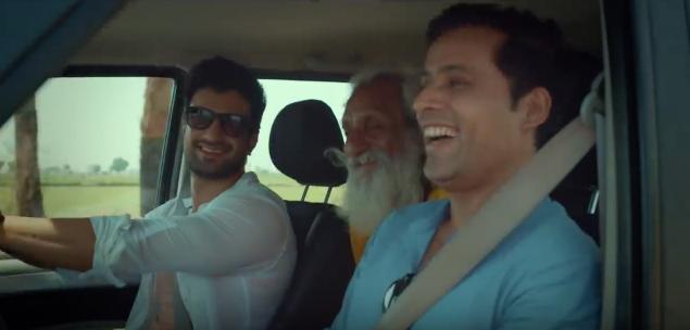 Mahindra Scorpio's digital campaign Dhaakad via Flying Cursor India celebrates fearless attitudes