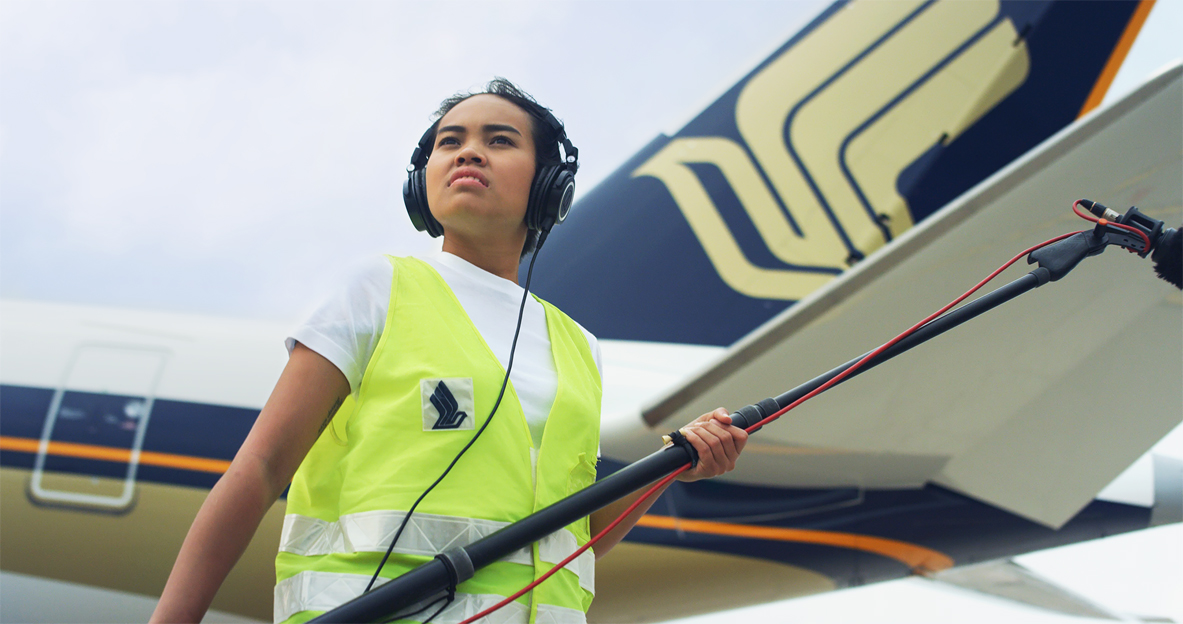 Seattle sounds even better in TBWA\Singapore's campaign to launch Singapore Airlines' inaugural non-stop flight to Seattle