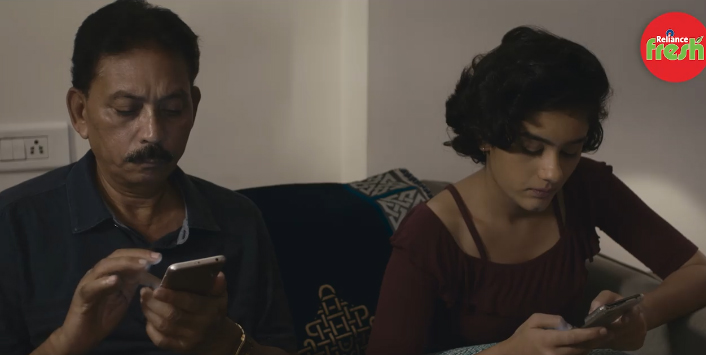 Reliance Fresh and Reliance Smart's campaign via Leo Burnett South Asia urge people to act smartly for a better future
