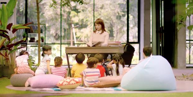 ECDA, Ogilvy and Geometry Singapore demonstrate the irreplaceability of preschool teachers in a film to celebrate Teachers' Day