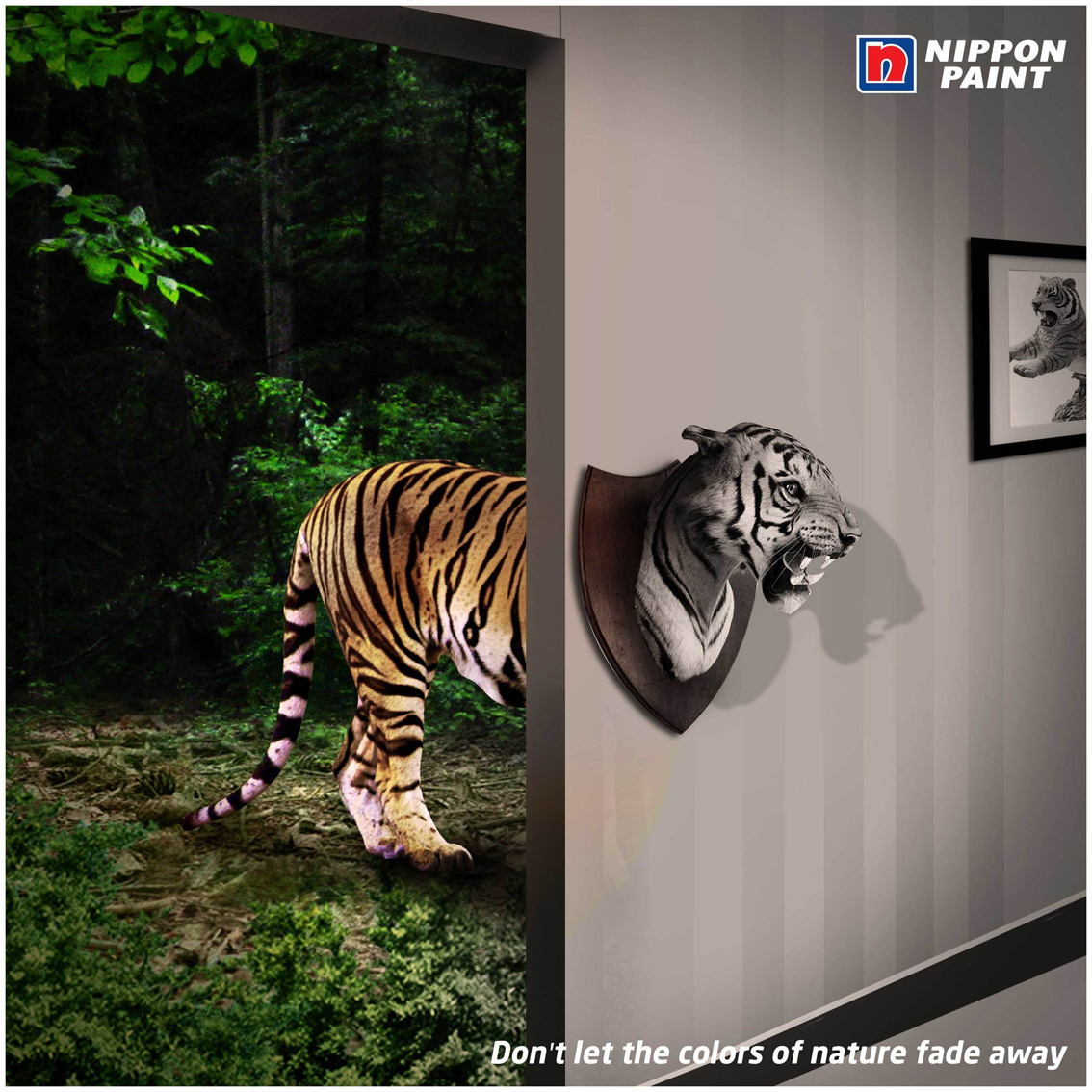 Adwants Chennai and Nippon Paint keep colours of nature alive
