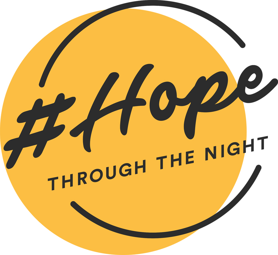 SOS and TBWA\Singapore rally the community for messages of hope during suicide prevention week with some hope through the night