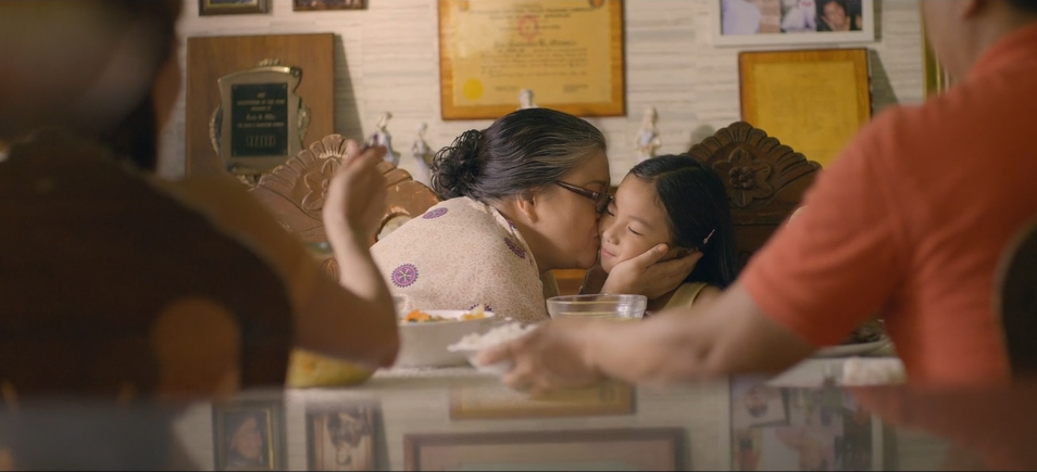 Publicis JimenezBasic Manila's Lucky Me Noodles commercial champions the importance of families eating together