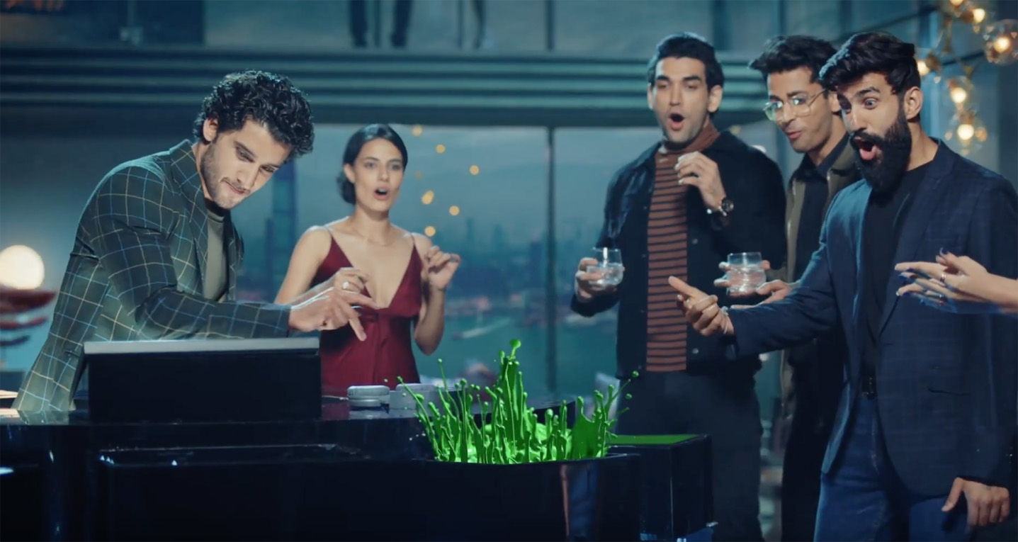 Taproot Dentsu Mumbai creates new launch campaign for Shaze's Hosting Collection