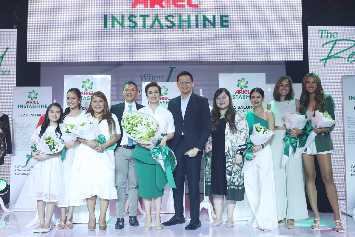 BBDO Guerrero, HW-angs Inc, Fuse PR and P&G Ariel Philippines reimagine creativity through the launch of the first-ever Laundry Musical