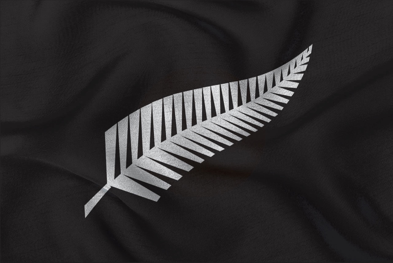 Q&A with Dave Clark on the history behind the legendary All Blacks Silver Fern brand design