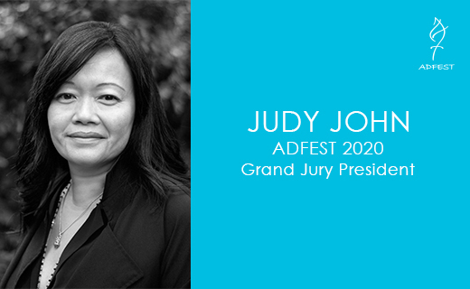Edelman's Global Chief Creative Officer Judy John named Grand Jury President of AdFest 2020