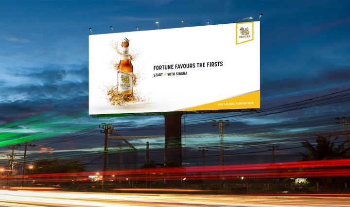 SINGHA + LEO beer brands roll out new campaigns across SE Asia via Sydney agency The One Centre