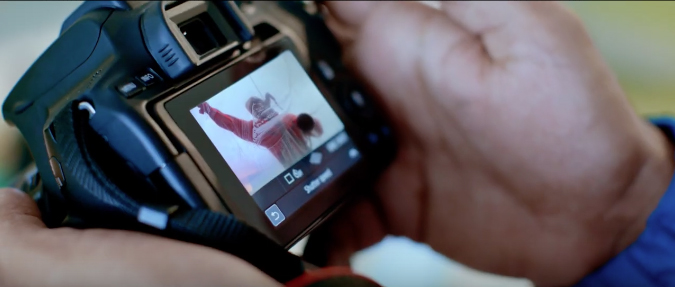 Dentsu One India releases To Do Great Campaign for Canon to Inspire Young People
