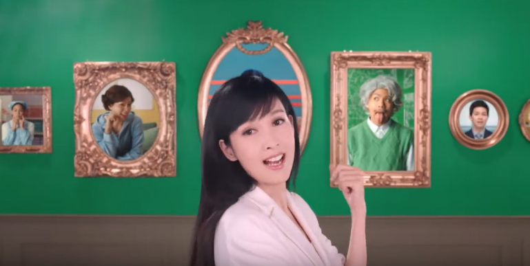 mcgarrybowen Hong Kong brings back Vivian Chow's character Han Mui for Manulife's latest retirement campaign