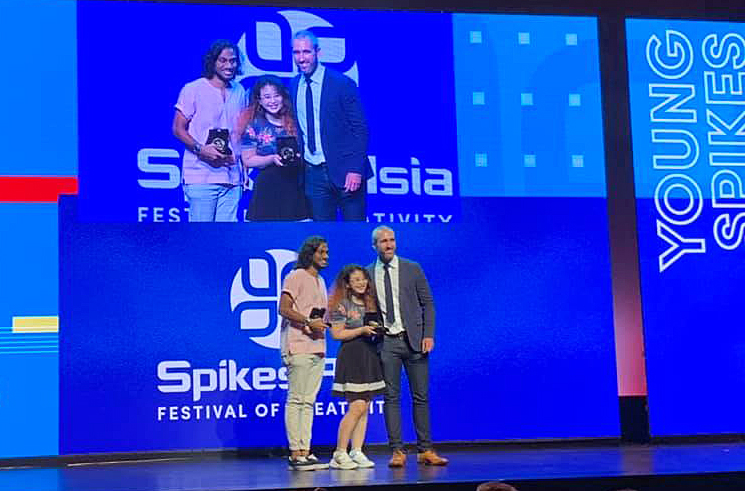 Teams from Malaysia, China and Mongolia win at the 2019 Young Spikes Competitions