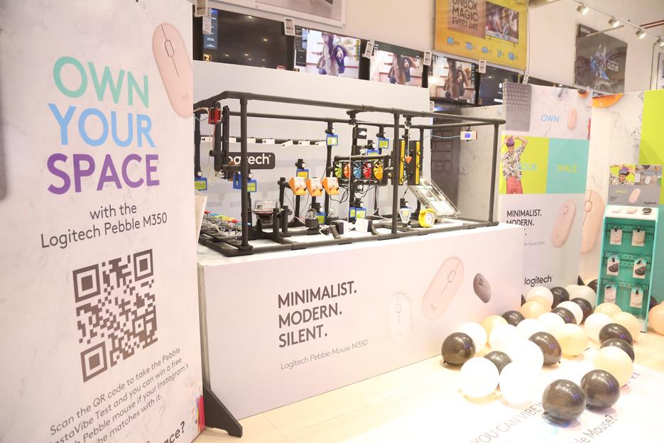 Dentsu Webchutney launches Logitech Pebble through one-of-a-kind Rube Goldberg machine