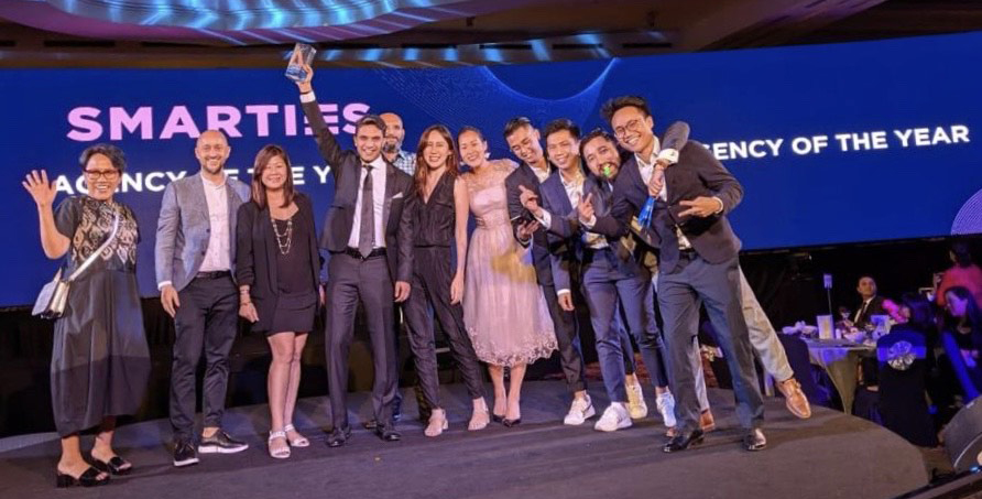 Toaster wins coveted Agency of the Year award at MMA/Smarties Indonesia 2019