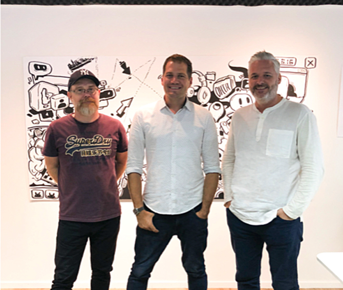Stephen Pill joins AnalogFolk Hong Kong as Strategy Director for Asia