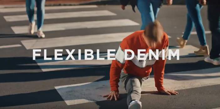 Flying Machine and Dentsu India stretch the limit with new campaign for F-LITE denim