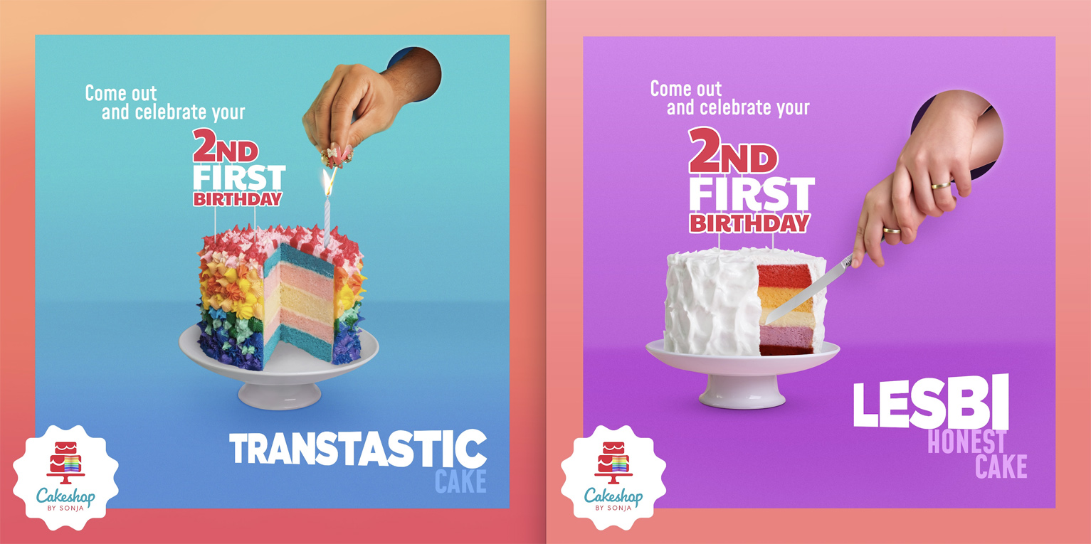 Dentsu Jayme Syfu Philippines launches National Coming Out Day celebratory film with colourful cakes and an HIV advocacy – Campaign Brief Asia