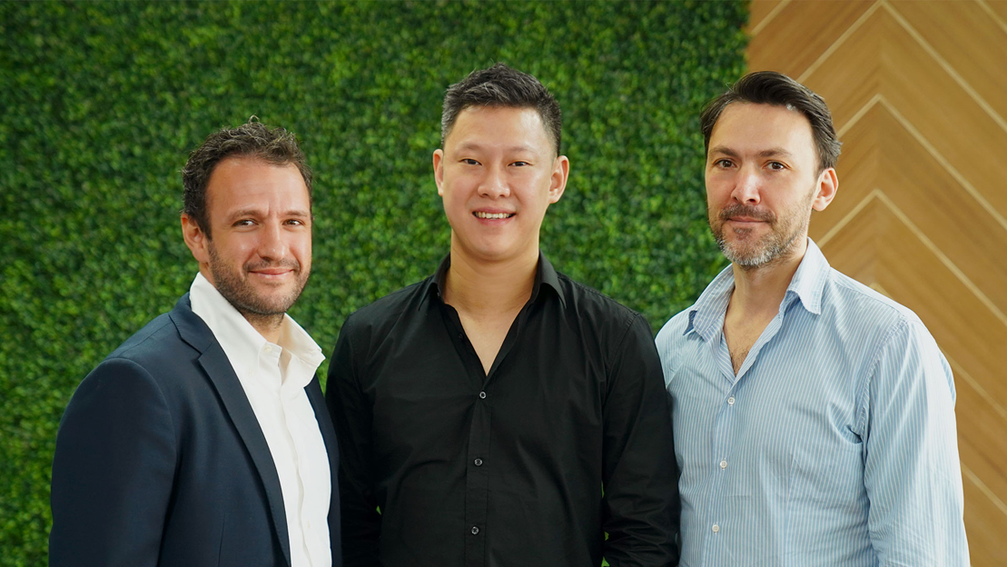 Cheelip Ong joins Lion & Lion Digital Group as regional chief creative officer