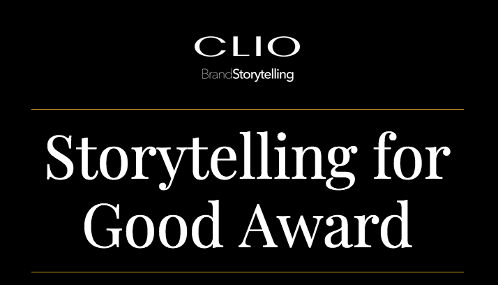 Clio and Brand Storytelling launch new program to celebrate branded entertainment that raises awareness for a cause – now open for entries