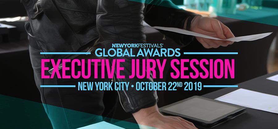 Global Awards announces 2019 Executive Jury judging session