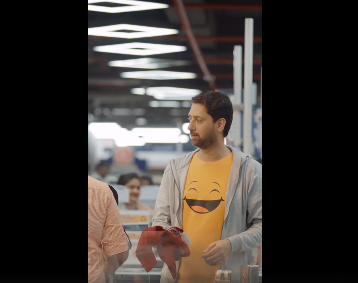 VMLY&R India and Big Bazaar hack into Moment marketing using Facebook's new short video format