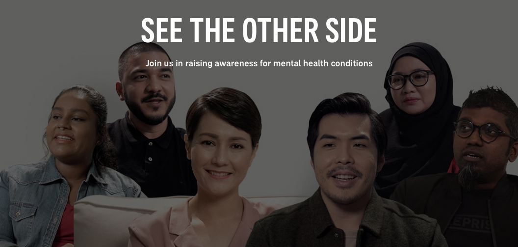 Reprise and AIA encourage Malaysians to see the other side of mental health conditions