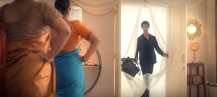 autumnGREY India produces films for Samsonite and Axis Bank for Diwali