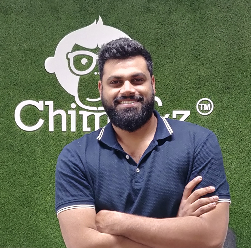 Chimp&z Inc India promotes Pratheek Rao to Creative Director and Isha Kapoor to Digital Integration Lead