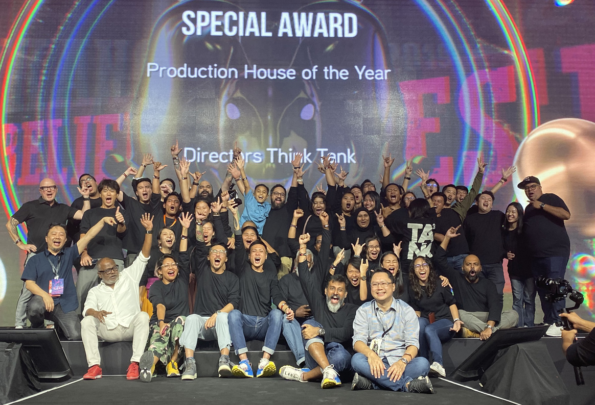 Malaysian Kancil 2019 Highlight: Director's Think Tank wins Production House of the Year for the Second Year Running