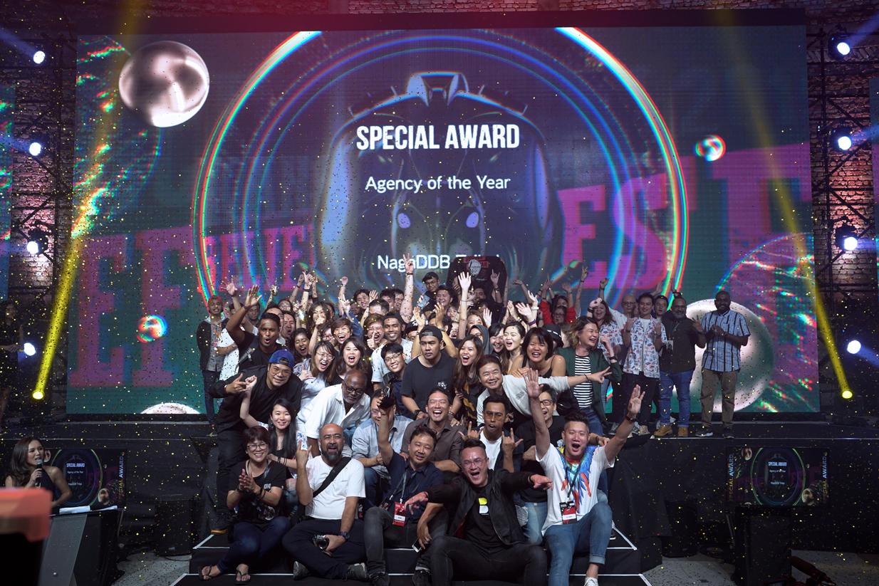 Malaysian Kancil 2019 Highlight: Naga DDB Tribal crowned Agency of the Year