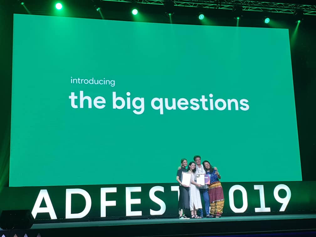 Q&A with Holly Burgess and Lucy Logan on being the top Young Lotus team at AdFest 2019