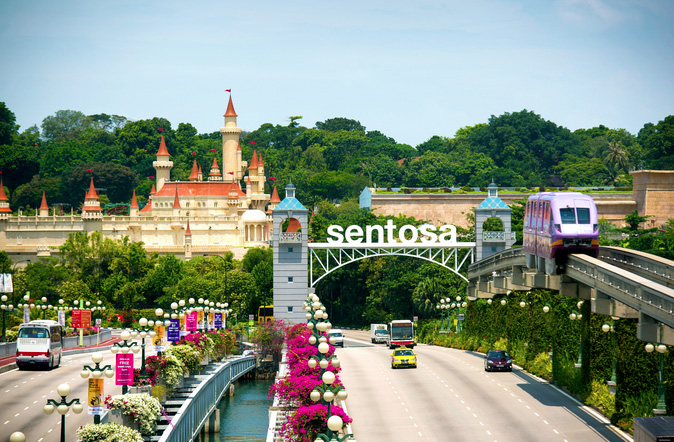 Sentosa Development Corporation appoints Zeno Group for fully integrated communications duties for The State of Fun