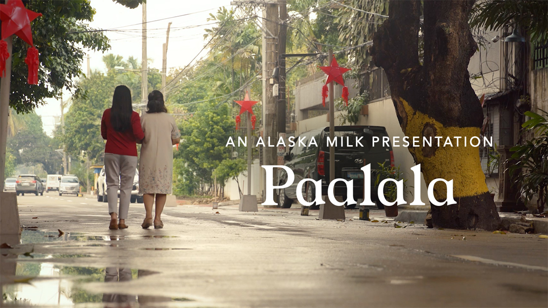 Alaska Milk's Christmas spot by MullenLowe Philippines Underscores the Effects of Dementia