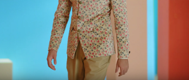 Traditional Gets a High-Fashion Nudge in New Raymond Campaign by GREY group India