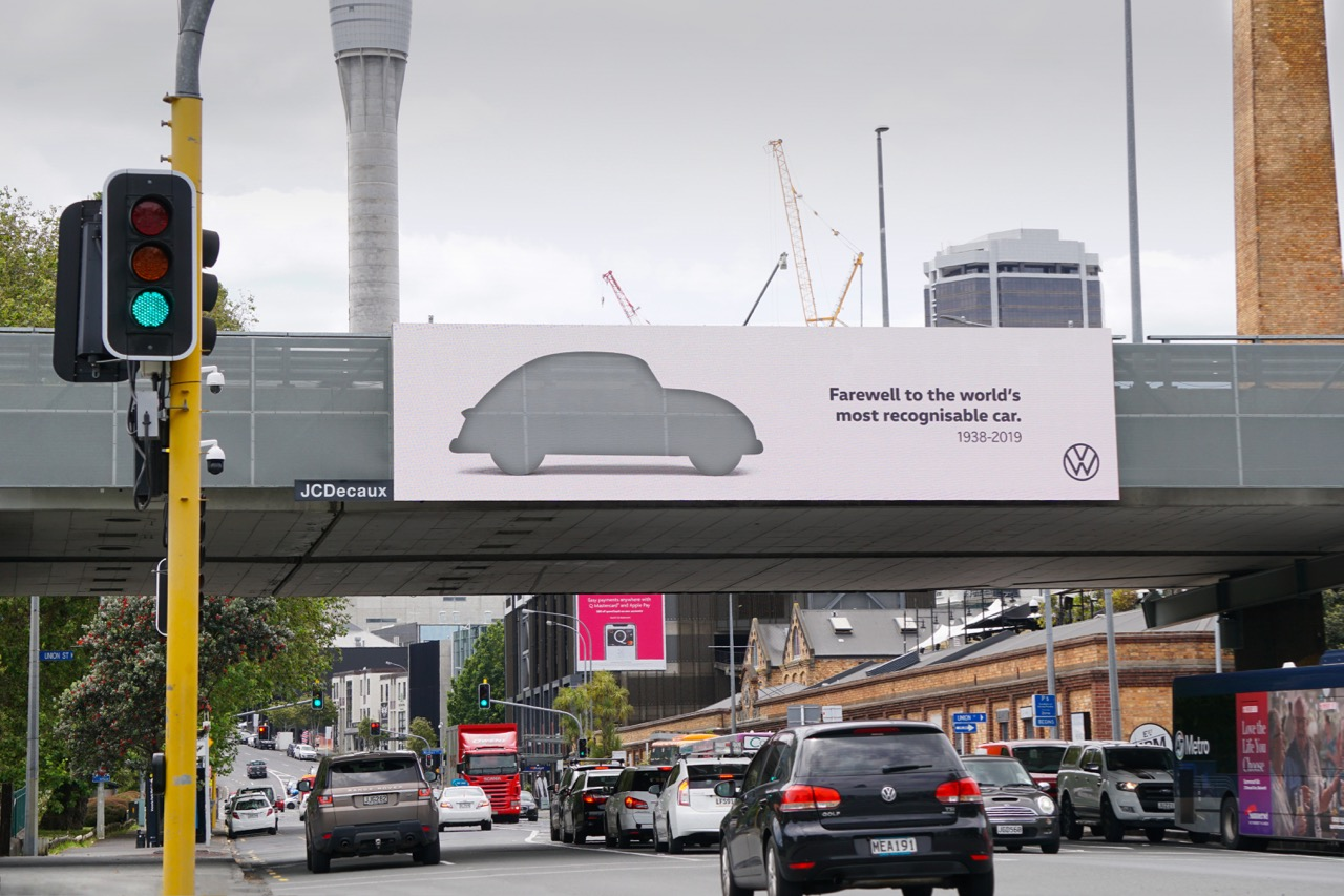 Volkswagen says goodbye to the iconic Beetle in 'The Last Beetle' campaign via DDB New Zealand
