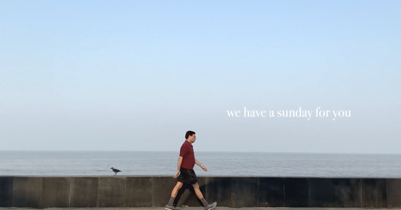 Scarecrow M&C Saatchi & Sunday Mid-Day remind the city, 'Hey Mumbai, we have a Sunday for you'