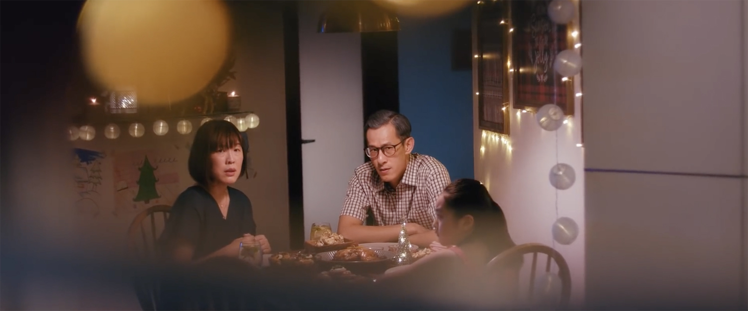 Singtel highlights the importance of family ties in this year's Christmas festive film