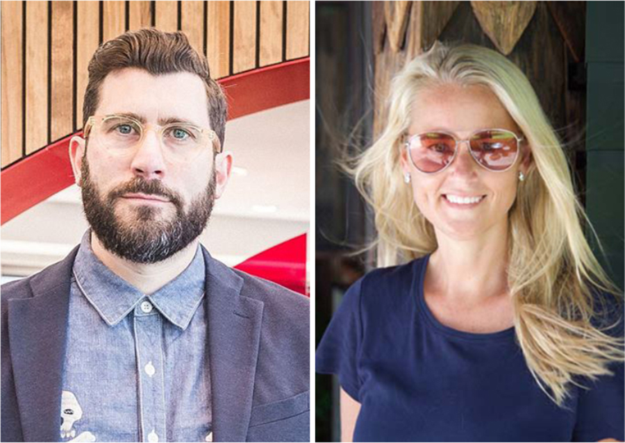 Google Zoo's Dave Bowman and Facebook Creative Shop's Claire Davidson lead keynotes at the 2020 Emergence Creative Festival in Margaret River