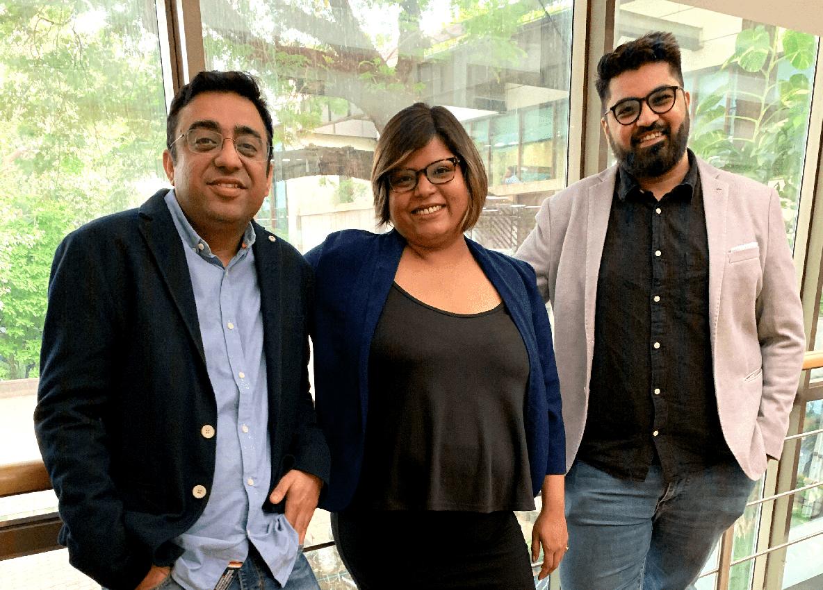 Indigo Consulting India promotes Saurabh Mankhand, Sumitra Sarkar and Prashant Tekwani to Senior Vice Presidents