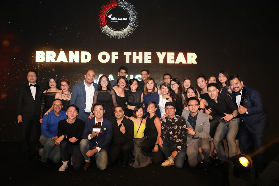 Top Honours at The Malaysia Effie Awards 2019 Awarded to Leo Burnett and Maxis