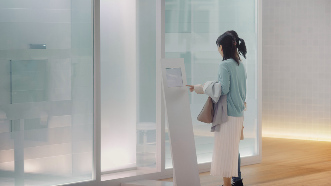 R/GA Tokyo Creates Time Travel Experience for Shiseido users to see and converse with a loved-one at different ages in real time