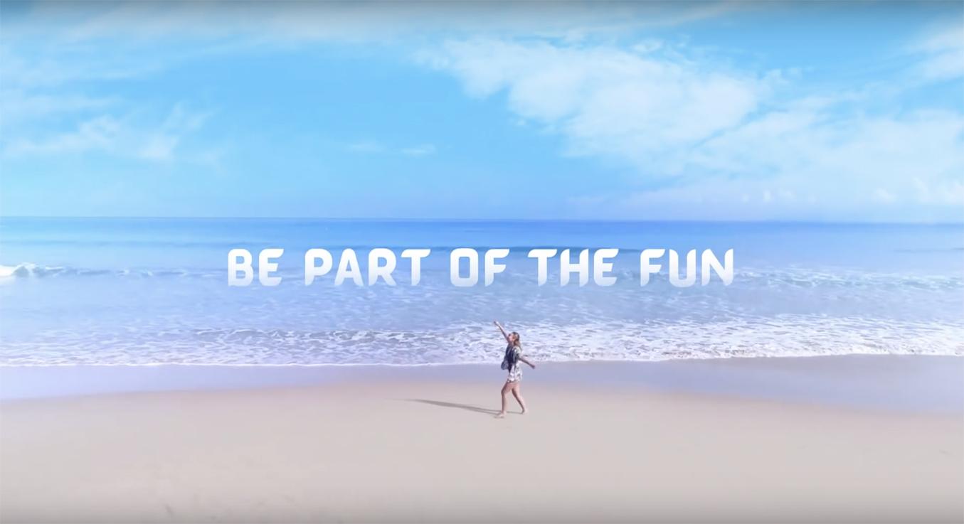 BBDO Guerrero celebrates the Philippines' beautiful coastline in latest spot for Department of Tourism