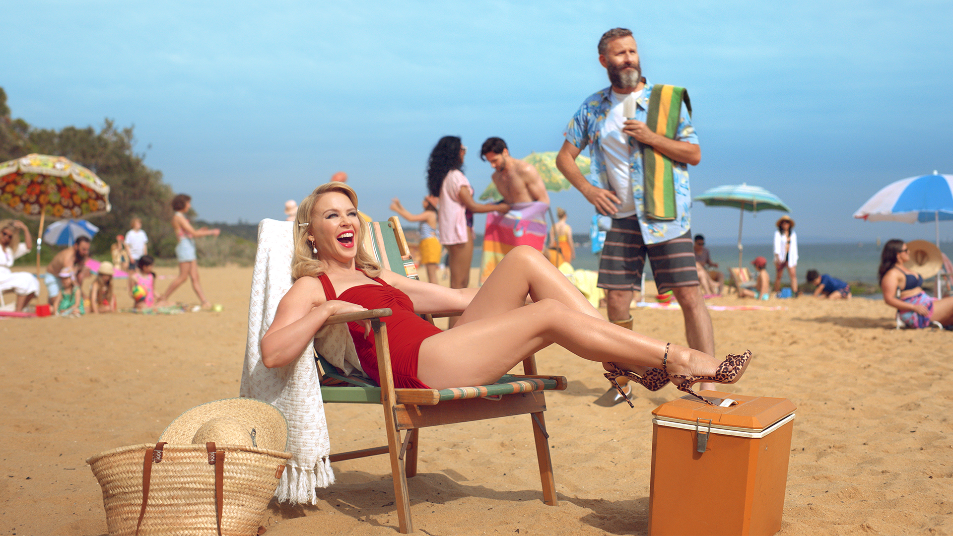 Seen+Noted: Kylie Minogue invites Brits Down Under in new Tourism Australia campaign via M&C Saatchi Sydney
