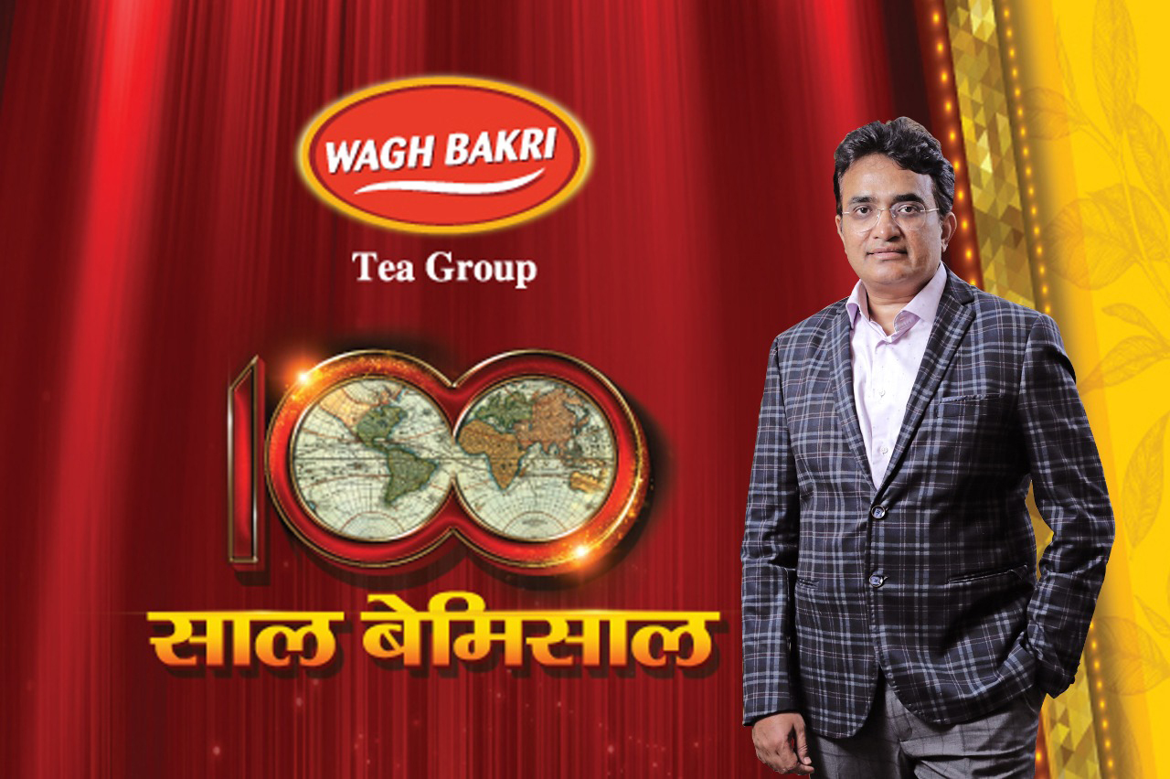 Wagh Bakri Tea Group and Scarecrow M&C Saatchi commemorate the brand's centenary year in India with 3 memorable creations