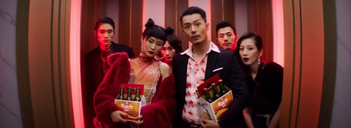 Sweetshop's director Andrew Lang directs Carlsberg CNY Film for Grey Hong Kong