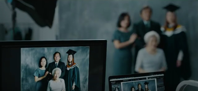 Viddsee Produces The Family Portrait For AXA Insurance Singapore To Promote Awareness of Critical Illness Plans