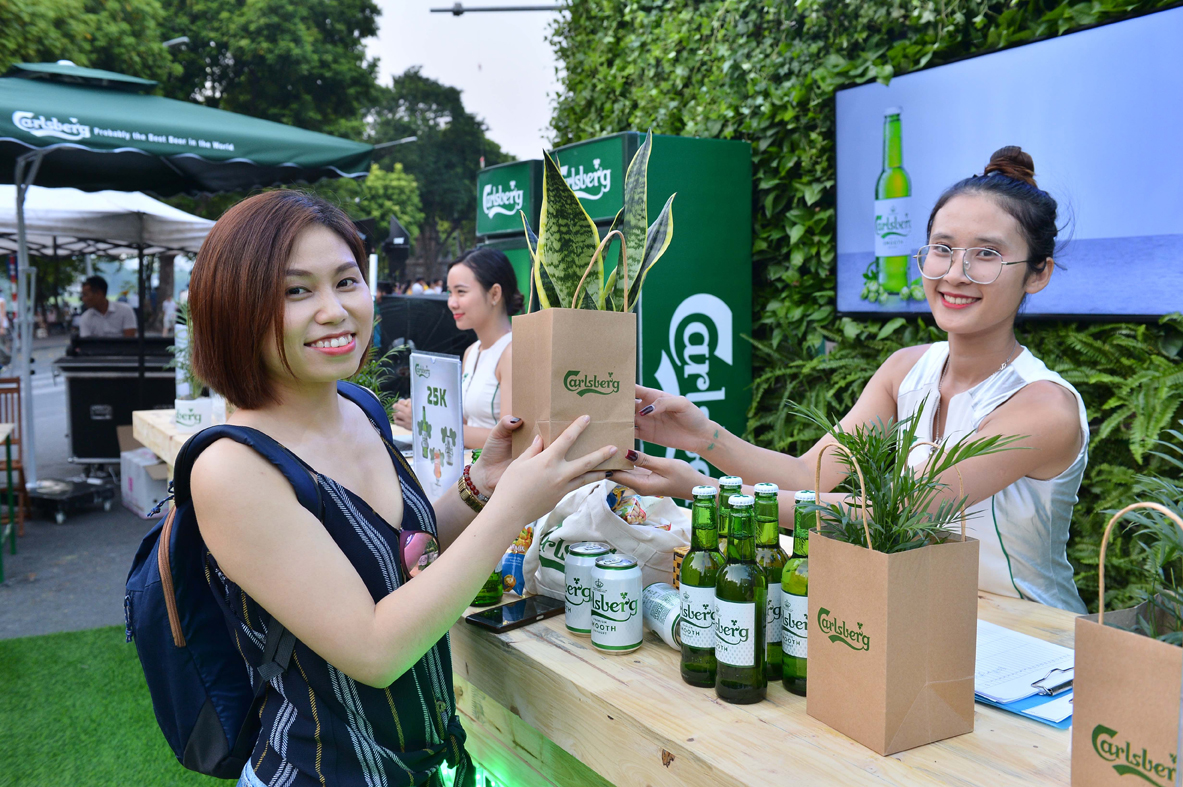 Happiness Saigon and Carlsberg offer fresher air to Vietnam