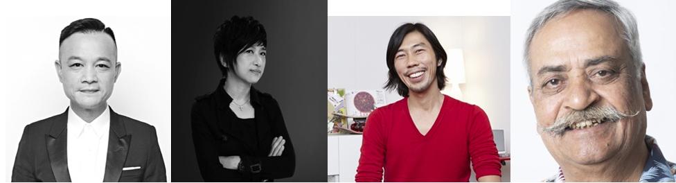 Paul Chan, Sheena Jeng, Piyush Pandey and Kazoo Sato selected for NYF Advertising Awards' exec jury