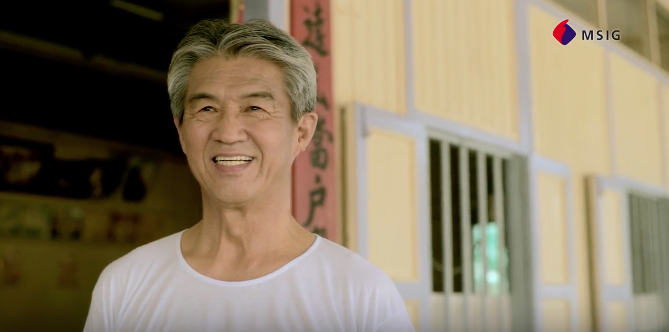 MMSIG's Latest CNY Advert Pulls On The Heartstrings With a Touching Road Safety Story