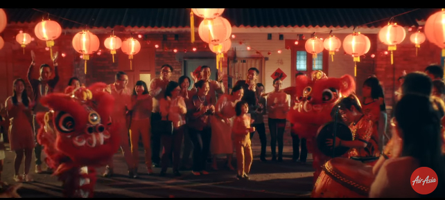 AirAsia's Chinese New Year ad celebrates tradition through a child's journey of discovery