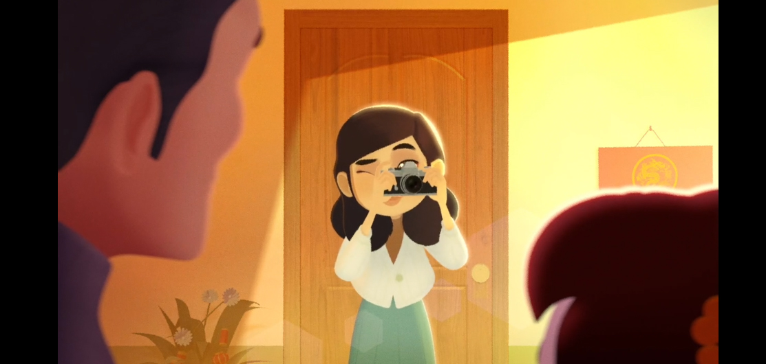Final Frontier Shanghai and Taiko Studios release Airbnb China's Emotional Animated Chinese New Year Homecoming